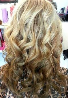 Ombre Hair Color Ideas: Reverse Ombre.  I like the blonde, but maybe the bottom more of a chocolate brown by rosario