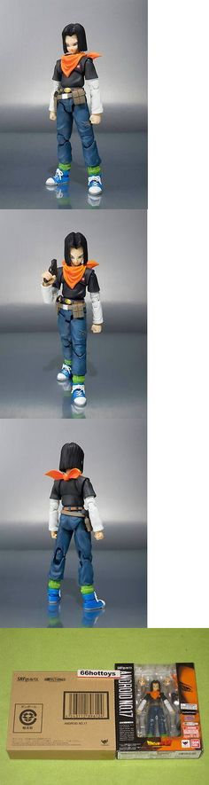 DragonBall Z 7117: S.H. Figuarts Android No.17 Dragonball Z Bandai Action Figure New -> BUY IT NOW ONLY: $109.99 on eBay!