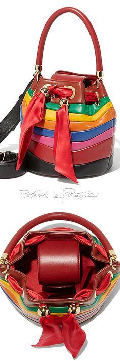 b6d4dbdcf2e6 Regilla ⚜ Salvatore Ferragamo Rainbow Fashion