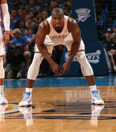 Photo Gallery: Game 1, Thunder vs. Grizzlies - April 19, 2014 | THE OFFICIAL SITE OF THE OKLAHOMA CITY THUNDER