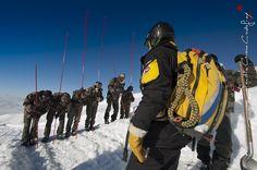 Recherche de victimes d'avalanches par sondage [Ref:2310-02-1269]