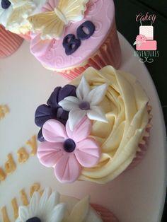 Pretty cupcakes x