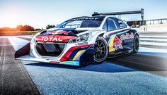 Design of the 2013 Peugeot 208 T16 for Pikes Peak race