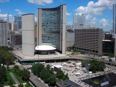 Toronto City Hall - Wikipedia