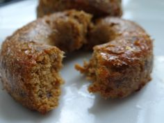 Donuts aus Rinderhack - Low Carb Rezepte mit wenig Kohlenhydraten sprich kohlenhydratreduziert.