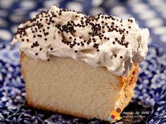 Transforme seu bolinho, em um bolo bom pra dedéu. #Receita #Cafe #Bolo #Cobertura