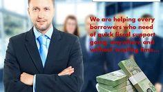 No Credit Check Loans- Grab Sufficient Funds against Low Credit Score Via Online Medium!