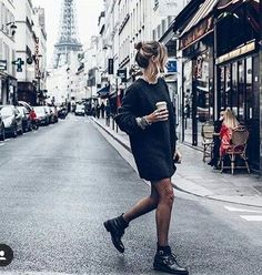 Best Fashion inspo Part 10 Look Street Style, Street Styles, Fall Winter Outfits, Autumn Winter Fashion, Mode Outfits, Casual Outfits, Fashion Outfits, Mode Style, Style Me