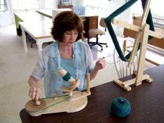 Knitting for beginners - Homemade Ball Winder and Swift