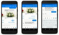 페이스북이 F8에서 보여준 메신저 플랫폼의 미래