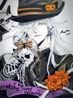 #Halloween #Dessin nene1113151 #Manga