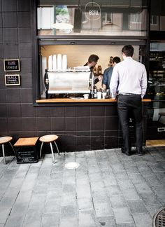 Ecru, 18 Criterion Street, Hobart. #coffee #hobart #tasmania Image Credit: Katie Quinn Davies
