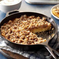 Milk Cake Cast Iron Skillet Cooking, Iron Skillet Recipes, Cast Iron Recipes, Skillet Meals, Skillet Cake, Pan Cooking, Cooking Ribs, Cooking Turkey, 13 Desserts