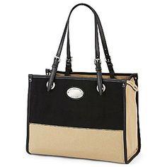 Liz Claiborne Jen Shopper Handbag - jcpenney Women's Handbags, Shopper, Liz Claiborne, Basket Weaving, Shoulder Bag, Tote Bag, Purses, Classic, Handbags