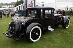 Duesenberg A Bender Coupe