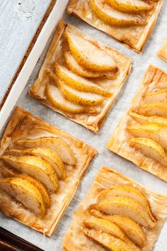 So, these here tarts were definitely an oops. Here's how it happened: AJ's mom recently made these delicious plum tarts that were super simple and required just 4 ingredients: puff pastry, plums, h...