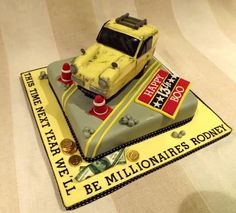 rodney you plonker!) - Cake by Storyteller Cakes Birthday Cakes For Men, Birthday Ideas, Horse Party Decorations, British Tv Comedies, Dad Cake, Only Fools And Horses, Horse Cake, Horse Birthday, 14th Birthday