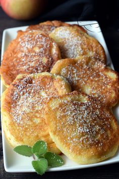 Breakfast Recipes, Dessert Recipes, Sweet Bakery, Polish Recipes, Recipes From Heaven, Food Dishes, Love Food, Food Porn, Easy Meals