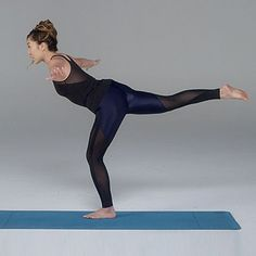 T-stand pulses are great exercises to improve your balance, get leaner thighs, and tighten up your butt.