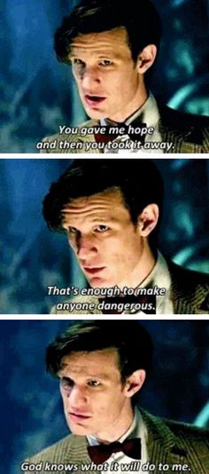11 was the scariest of all the Doctors because there was such cold rage under th. 11 was the scariest of all the Doctors because there was such cold rage under the goofy exterior David Tennant Doctor Who, Matt Smith Doctor Who, Peter Capaldi Doctor Who, Doctor Who Funny, Doctor Who Quotes, Doctor Who Comics, Dr Who, Matt Smith Girlfriend, Matt Smith The Crown