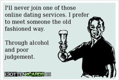 funny quote about online dating
