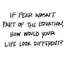 Chip's Column: fear-less