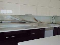Briu de bucătărie din sticlă (кухонный фартук)