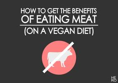 Benefits of Eating Meat Vegan Diet, Health Room