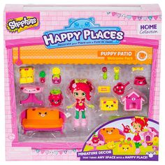 Shopkins - Happy Places  Puppy Patio