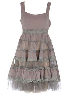 i feel like taking flight in this dress
