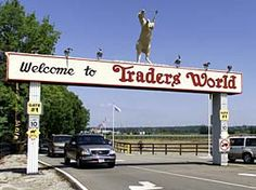 Traders World- Lebanon, Ohio..best flea market ever!
