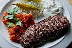 Bifteki, ein sehr leckeres Rezept aus der Kategorie Rind. Bewertungen: 277. Durchschnitt: Ø 4,4.