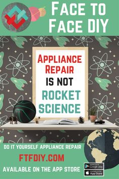 Lets stop throwing everything away and start fixing what we have do lets stop throwing everything away and start fixing what we have do it yourself appliance repair with face to face diy face to face diy pinterest solutioingenieria Images