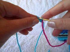 """Granny haken en breien met de """"knook"""", zowel haken als breien met 1 naald. Free Pattern, Crochet Tutorials, Youtube, Crafts, Patterns, Style, Block Prints, Patrones, Pattern"""