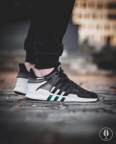 "OUT NOW ""Adidas Equipment Support Adv"" Sub Green 