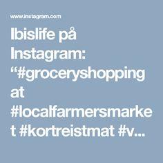 "Ibislife på Instagram: ""#groceryshopping at #localfarmersmarket #kortreistmat #vegetables #applewine #iseple #liereple #applecider #eggegård #lier #norway…"" • Instagram"