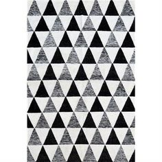 Buy Sweden Flat Weave Wool Rug in White/Black - from LivingStyles for Australia wide delivery. Sweden Flat Weave Wool Rug in White/Black - Kilim Rugs, Wool Rug, Green And Grey, Monochrome, Quilts, Ebay, Black, Decor, Nursery Ideas