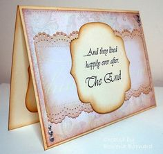 happily ever after cards