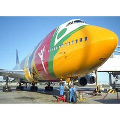 We can't wait to welcome you aboard! Jumbo Jet, Passenger Aircraft, Airplane Design, Welcome Aboard, New South, Boeing 747, Nose Art, Air Travel, Airports