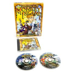 Escape From Monkey Island by Lucas Arts Entertainment, 2000, Puzzle-Solving