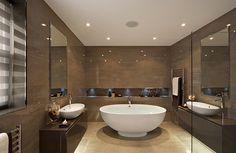 COME PROGETTARE IL PROPRIO BAGNO. Vi piacerebbe cambiare il vostro bagno ma non sapere come? Innanzitutto è necessario pensare a ogni singolo elemento presente e a come interagisce con lo spazio disponibile. L'acquisto di una piccola vasca da bagno è un'ottima soluzione per i piccoli spazi, così come le piastrelle grandi e i colori chiari. Questi sono solo dei piccoli accorgimenti da tener presente...volete saperne di più? Contattateci all'indirizzo info@corapweb.com