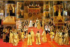Catredral de la Asunción: Coronación Alejandro III.