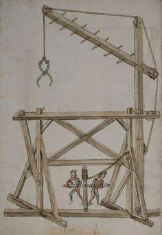 Mönch, Philipp Kriegsbuch Heidelberg, 1496 Cod. Pal. germ. 126 Folio 14v