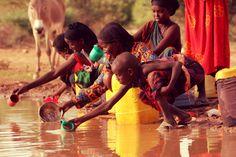 Agua en África
