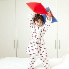 Pixie Dixie Boys Pyjamas Mini Bathrobe Boys Pajamas, Cotton Pyjamas, Button Down Collar, Keep Warm, Nightwear, Pixie, Shirt Designs, Short Sleeve Dresses, Style
