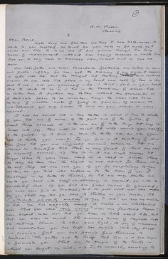 Manuscript of 'De Profundis' by Oscar Wilde - The British Library