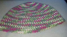 Gorrito crochet