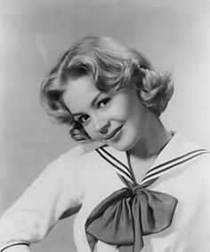 Sandra Dee....The love of her life was Bobby Darin they were married from 1960–1967 and then divorced Sandra never married again they had one child together a little boy :)