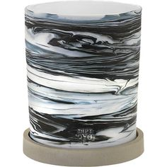 Diptyque Candle Holder Paysage Photophore & Concrete Stand at Barneys.com