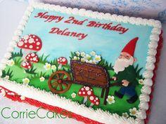 Corrie Cakes